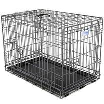 "Midwest Ultimate Pro Triple Door Crate 36"" x 24.5"" x 28"