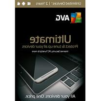 AVG Ultimate   Unlimited Devices  2 Years
