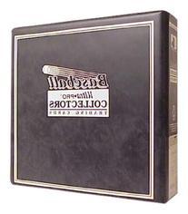 "Ultra Pro 3"" Black Baseball Album"
