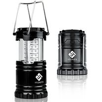 Etekcity Ultra Bright Portable LED Camping Lantern with 3 AA