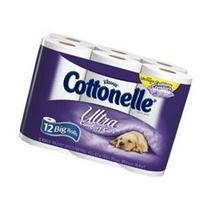 Cottonelle Ultra Comfort Care Toilet Paper Big Roll, 12