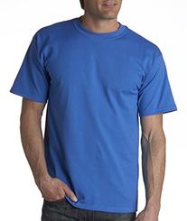 Gildan Men's Ultra Cotton Tee Extended Sizes, Royal, XX-