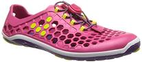 Vivobarefoot Women's Ultra II Water Shoe, Pink/Purple, 42 EU