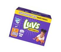 Luvs Ultra Leakguards Diapers, Size 5, 192 Count