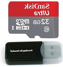 Sandisk Ultra 32GB micro SD HC Memory Card Class 10 works