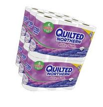 Quilted Northern Ultra Plush 3ply Bath Tissue 72 Double