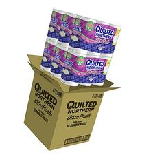 Quilted Northern Ultra Plush Bath Tissue Economy-Pkg A Total