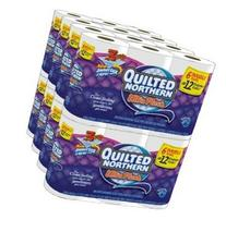 Quilted Northern Ultra Plush, Double Rolls, 96 Count