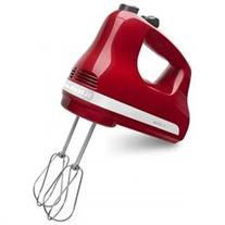 Ultra Power 5-Speed Hand Mixer - Color: Empire Red