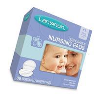 Lansinoh Ultra Soft Disposable Nursing Pads - 36 ct