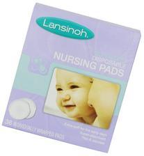 Lansinoh Ultra Soft Disposable Nursing Pads, 216 Pads