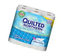 Quilted Northern Ultra Soft and Strong Bath Tissue Dobule