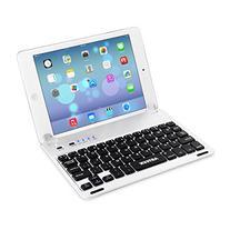 Arteck Ultra-Thin Apple iPad Mini Bluetooth Keyboard Folio
