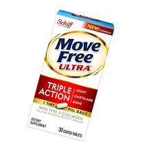 Move Free Ultra Triple Action Joint Supplement with Type II