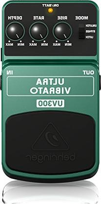 Ultra Vibrato UV300 Classic Vibrato Instrument Effects
