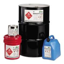 UltraDuty GHS Chemical Labels, 8 1/2 x 11, White, 50/Box