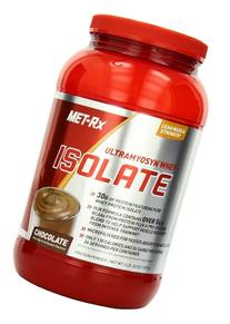 MET-Rx Ultramyosyn Whey Isolate Chocolate, 2 pound