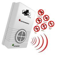 Ultrasonic Electronic Indoor Pest Control Repellent, Repels