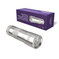 Pet Detective Best UV Flashlight LED Ultraviolet Black Light