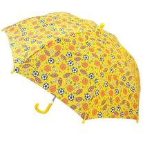 RainStoppers Boy's Sports Star Print Umbrella, 34-Inch