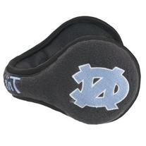 UNC North Carolina Tar Heels Fleece Ear Warmers Muffs Adult