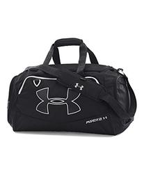 Under Armour Storm Undeniable II LG Duffle, Black/Black, One