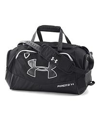 Under Armour Storm Undeniable II SM Duffle, Black/Black, One