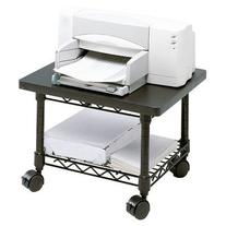SAFCO Underdesk Mobile Printer/Fax Stand, 19 x 16 x 13-1/2,