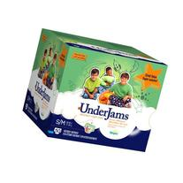 Pampers UnderJams Boys Size 7  Diapers Big Pack 50 Count