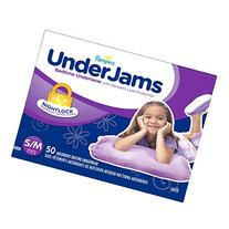 Pampers UnderJams Disposable Bedtime Underwear for Girls