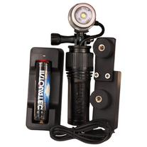 Intova Underwater Action Video Light with Camera Bracket
