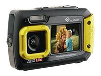 Ivation 20MP Underwater Shockproof Digital Camera & Video