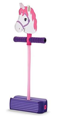 Kidoozie Foam Unicorn Pogo Jumper - Fun and Safe Play -