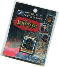 United States Postal Service Classic Universal Monsters