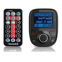 SAGUARO® Univeral LCD Display Bluetooth Wireless Car MP3
