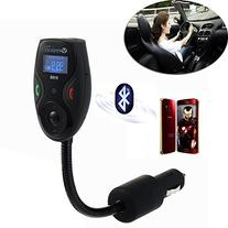 Ecandy Univeral Lcd Display Bluetooth Wireless Car MP3 FM