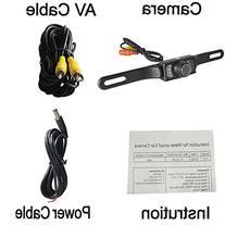Universal 7 LED Car Reverse Backup Camera Reversing Rear