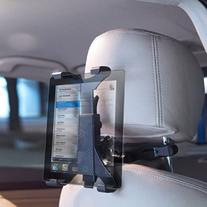 Universal Car Back Seat Headrest Mount Holder for iPad 1 2 3