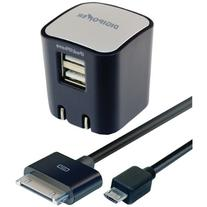 DIGIPOWER SP-AC200 Universal Dual Port Wall Charger