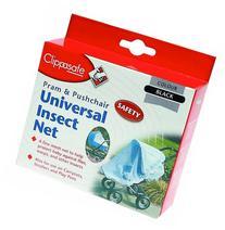 Clippasafe Universal Insect Net Black