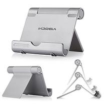 Upgraded Multi-Angle Aluminum Stand for Tablets Smartphones