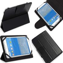 Universal 7 Inch Pu Leather Folding Folio Case Cover  Fits