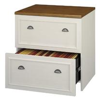Bush Business Furniture Universal 30H Bookcase in Snow Maple