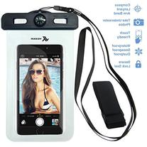 Voxkin Premium Quality Universal Waterproof Case Including