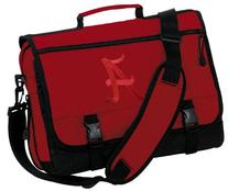 Bama Laptop Bag University of Alabama Messenger Bag or