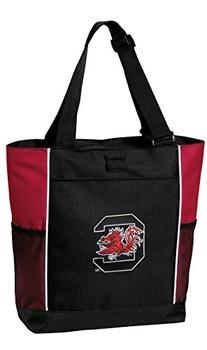 University of South Carolina Tote Bags Red South Carolina