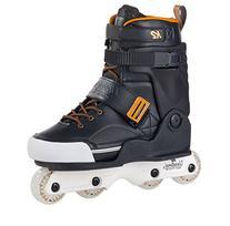 K2 Skate Unnatural Inline Skates, Black/Gold, 11