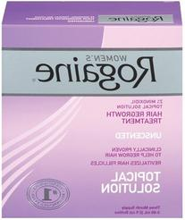 Rogaine Women's Unscented 6 oz