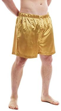 Men' Satin Boxer Shorts, Set of 3, Up2date Fashion Style-
