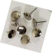 Upholstery Tacks - Nickel Plated - Pack 50